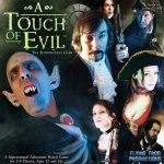 FFP A Touch of Evil: The Supernatural Game