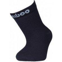 24e4d5a6743 Trepon Bambusové ponožky BOBIK modré