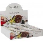 Tea of Life Rooibos Vanilla rooibos s aroma vanilky 25 x 2 g