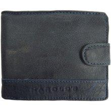 Harold's pánská kožená peněženka černá 1185