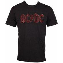 AC/DC CLASSIC LOGO CHARCOAL RED AMPLIFIED AV210ACS