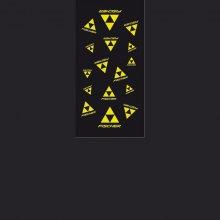 327ac96f129 Fischer Classic Logo černá žlutá