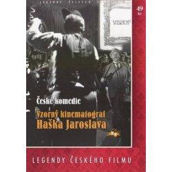 Vzorný kinematograf Haška Jaroslava DVD