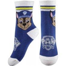 E plus M Chlapecké ponožky Paw Patrol tmavě modré