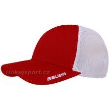 Bauer New Era 39Thirty Team Stretch Mesh Back cap Red kšiltovka