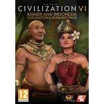 Civilization VI: Khmer and Indonesia Civilization Scenario Pack
