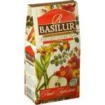 Basilur Fruit Packet Red Hot Ginger 100 g