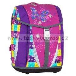 Bagmaster POLO 7 A. Dívčí jednokomorová školní aktovka batoh ... bf052f20f0
