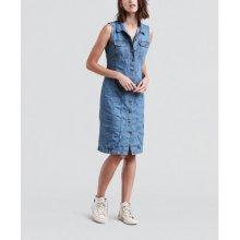 a2f5b52410641 Levi´s dámské jeans šaty 39457-0000 Western Dress Aubrey