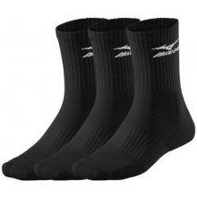 Mizuno ponožky Training 3P Socks Černá