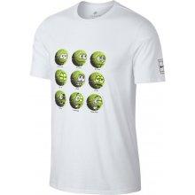 Nike COURT TENNIS T Shirt bílé