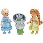 ADC Blackfire Panenka v sadě Frozen Ledové království a Anna s Elsou a trolové 15 cm