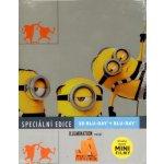 Já, padouch 3 2D 3D Steelbook