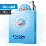 Pohoda Standard CAL 2018 SQL daňová evidence, sklady, mzdy Síť. přídavná licence NET1