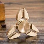 Fidget Spinner Hvězdice Zlatý