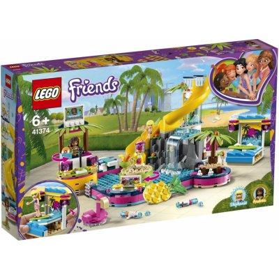 LEGO Friends 41374 Andrea a party u bazénu