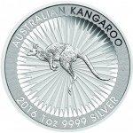 Kangaroo Stříbrná mince 1 oz