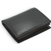 Arwel Pánská kožená peněženka 514 5424 se zajištěním dokladů černá