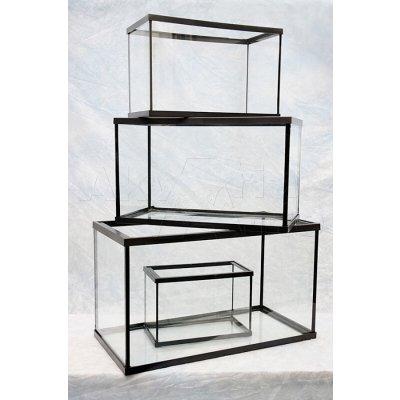 Ante akvárium s rámečkem 50x25x30 cm, 37,5 l
