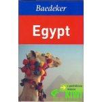 Egypt průvodce Baedeker + plán města