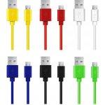 Esperanza EB143R - 5901299919408 Micro USB 2.0 A-B M/M, 1m