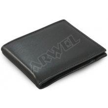 Arwel Pánská kožená peněženka dolarovka 519 2910 černá