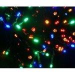 Hüterman 100 LED řetěz Vánoční venkovní barevný