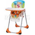 Chicco Jídelní židlička Polly 2v1 Wood frieds