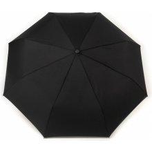 Pánský skládací vystřelovací deštník černá