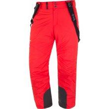 KILPI Pánské lyžařské kalhoty MIMAS-M FM0013KIRED Červená
