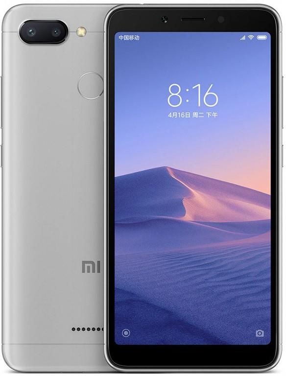 Xiaomi Redmi 6 32GB návod, fotka