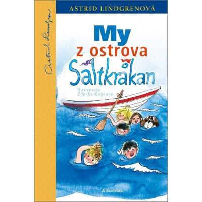 My z ostrova Saltkrakan - Lindgrenová Astrid