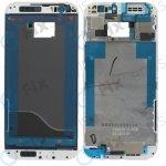 Kryt HTC One M8 přední stříbrný