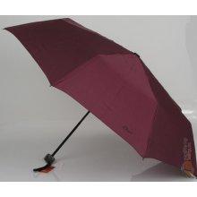 S´oliver deštník skládací s.Oliver Fruit Cocktail tm. fialový