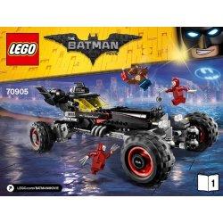Lego Batman 70905 The Batmobile