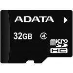 ADATA microSD 32GB Class 4 AUSDH32GCL4-R