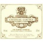 Coutet Coutet 1er Cru Classé Barsac botrytické 2014 0,7 l