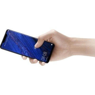 Čtečka otisku prstů na obrazovce