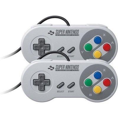 Původní ovladače pro hru více hráčů
