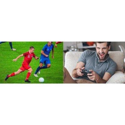 Režimy Sport a Hry v optimálním režimu zobrazení
