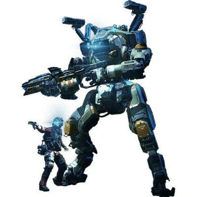 Vlastní robotický titán