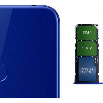 Podpora Dual-SIM