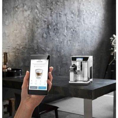 Propojte kávovar s vaším smartphonem