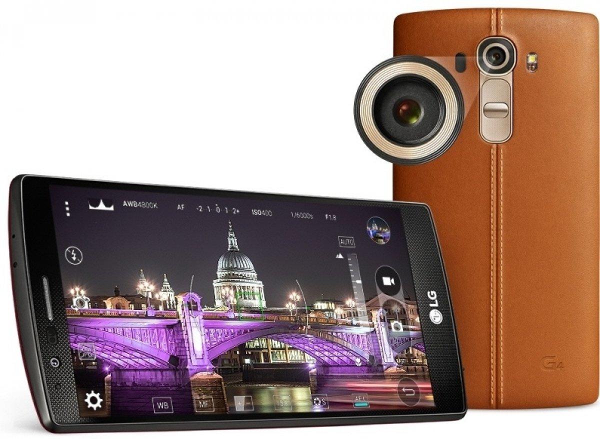 Přední a zadní fotoaparát