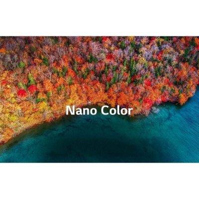 Technologie NanoCell