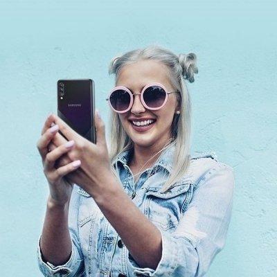 Působivé selfie