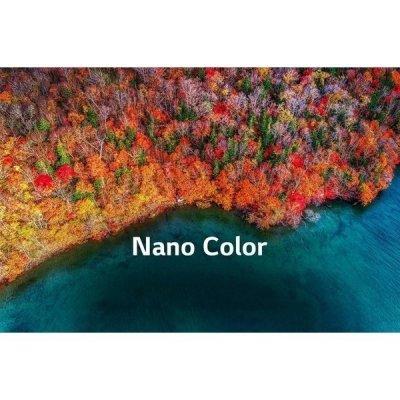Živé barvy s Nano Cell