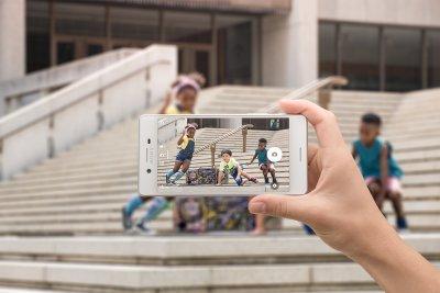 Fotoaparát předvídající pohyb