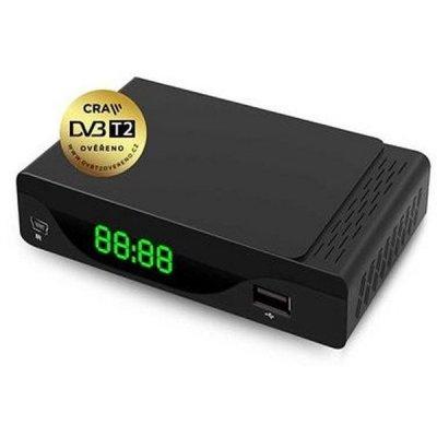 Certifikát schopnosti příjmu DVB-T2