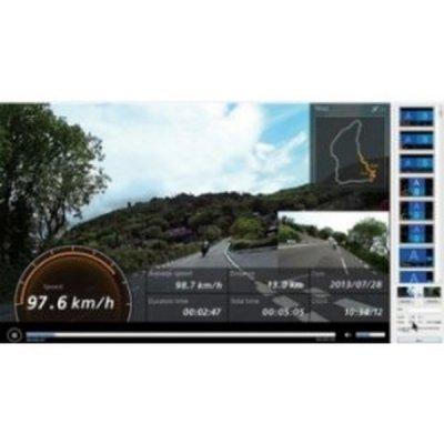 Propojení dat s GPS